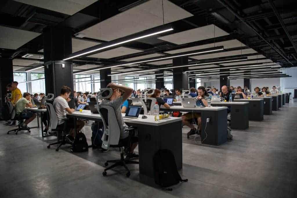 Digital Natives wollen nicht im Großraumbüro arbeiten