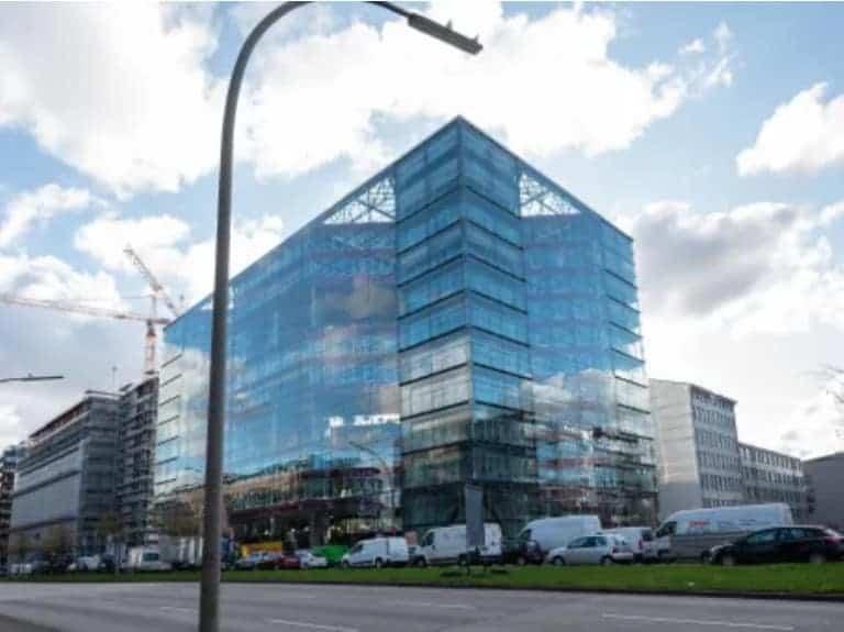 Unsere Büroräume in Hamburg