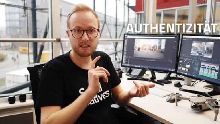 Tipps für Recruiting Videos von Len (Head of Content) von SocialNatives